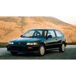 Civic III Hatchback