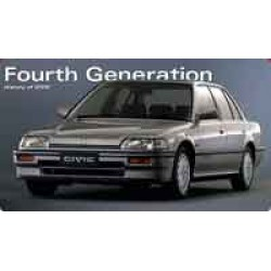 Civic IV Fastback