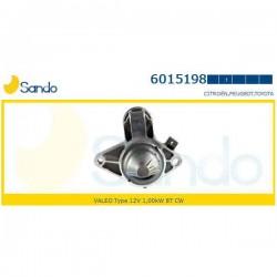 Sando 6015198.1 Motorino davviamento PEUGEOT 107 1.0 68hp 50kw 998cc 06/2005 > CITROEN c1 1.0 Benzina - TOYOTA AYGO 1.0 benzina