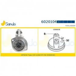 Sando 6020104 Motorino d'avviamento NISSAN PICK UP - TERRANO I - TERRANO II