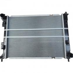 Radiatore raffreddamento motore per KIA Venga e Hyundai ix20 1.4 - 1.6 dal  2010 --> (corrispondente a: Hyundai  25310-1P200- NISSENS 67605)