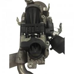 Carter filtro olio scambiatore citroen-peugeot-ford usato come nuovo