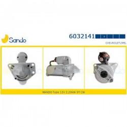 Sando 6032141.1 Motorino d'avviamento CHEVROLET CAPTIVA 2.2DIESEL DAL 2011->>>  OPEL ANTARA 2.2 CDTI DAL 2010 -> ( corrispondente a: HYUNDAY 25183761)