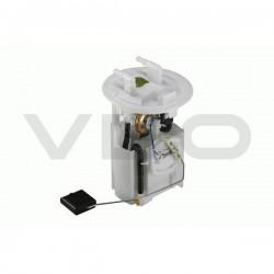 SIEMENS - VDO 228222016005Z Pompa benzina completa Peugeot 206 - 206+ (1.1 - 1.4 - 1.6 16v) - 406 (1.8-2.0 16v) (corrispondente a: CITROEN/PEUGEOT 1525N9 -1525Y2 - 9638028780 - 9642124180  -  BOSCH  0986580993 - 0986580143  -  PIERBURG 7.00468.98.0)