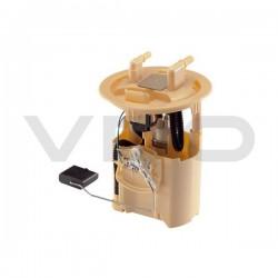 SIEMENS - VDO 228222015010Z Pompa carburante completa Peugeot 206 - 406 2.0HDi (corrispondente a: CITROEN/PEUGEOT 1525P1 - 1525Y3 - 9642124380 - 1525T3 - 1607402080  -  BOSCH  0986580216  -  PIERBURG 7.00468.95.0)