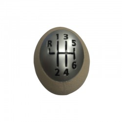 Pomello leva cambio Renault Fluence - Megane III corrispondente al numero originale 328650024R