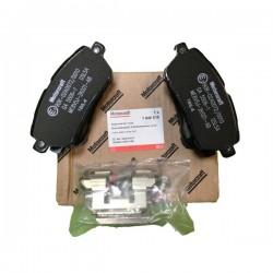 Motorcraft Kit pastiglie freno anteriore Ford Fiesta 2008/2012 Codice 1848518
